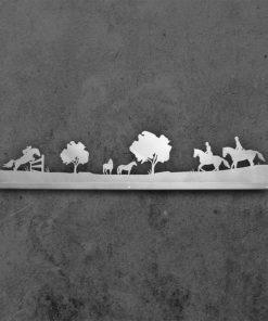 Skyline Pferd