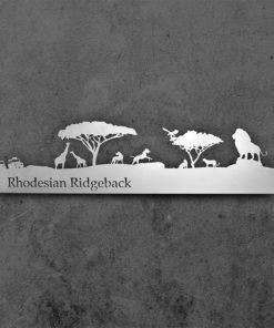 Skyline Rhodesian Ridgeback