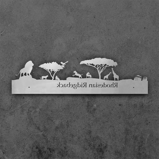 Rhodesian Ridgeback Garderobe
