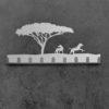 Rhodesian Ridgeback Garderobe/Schlüsselboard