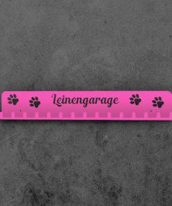 Leinengarage Rosa/Pink
