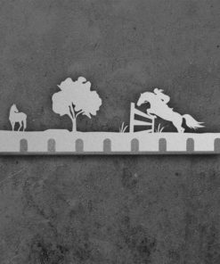 Schlüsselboard Pferd